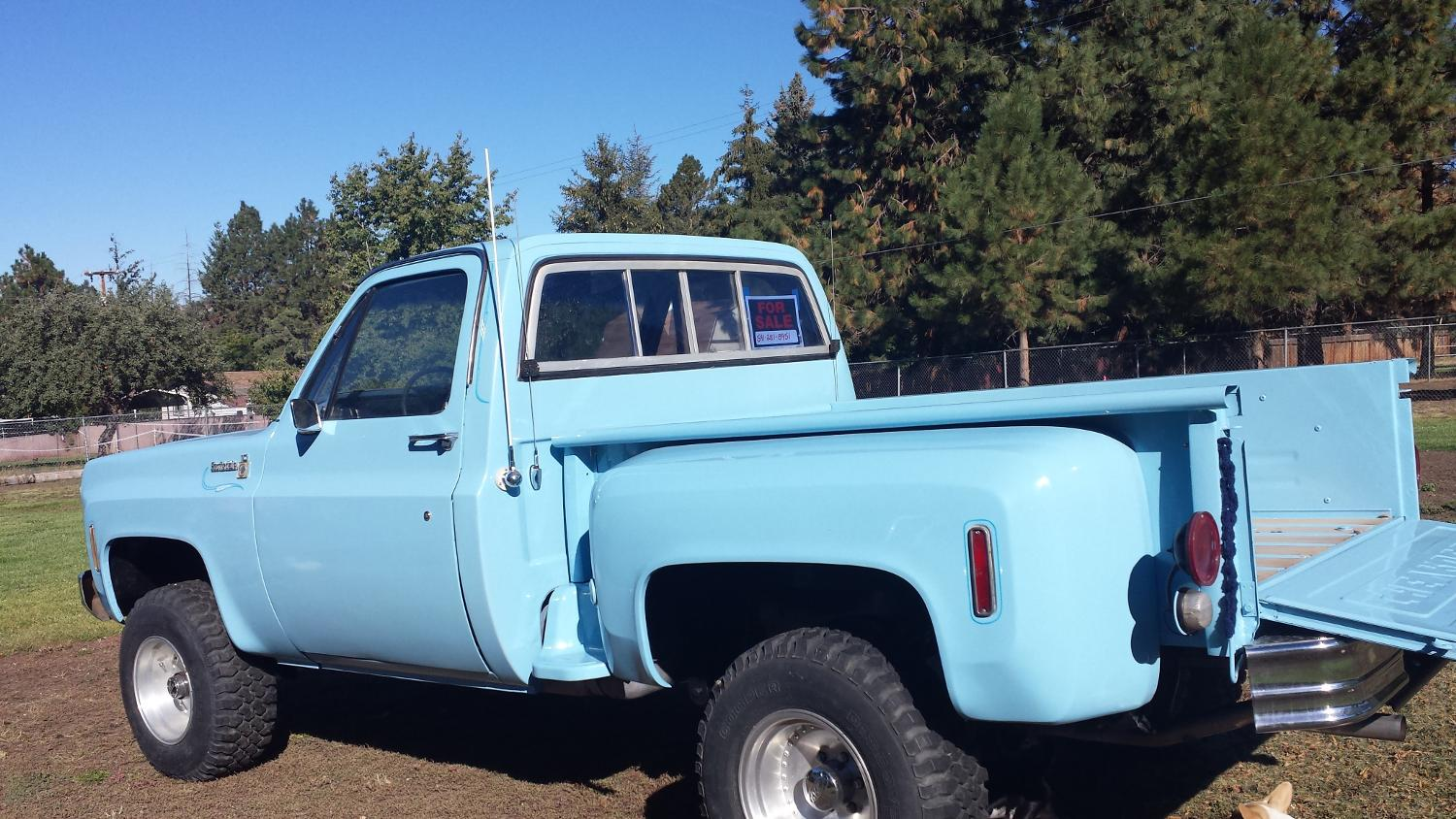 Find More Classic 1976 Chevy For Sale At Up To 90 Off 4x4 3 4 Ton