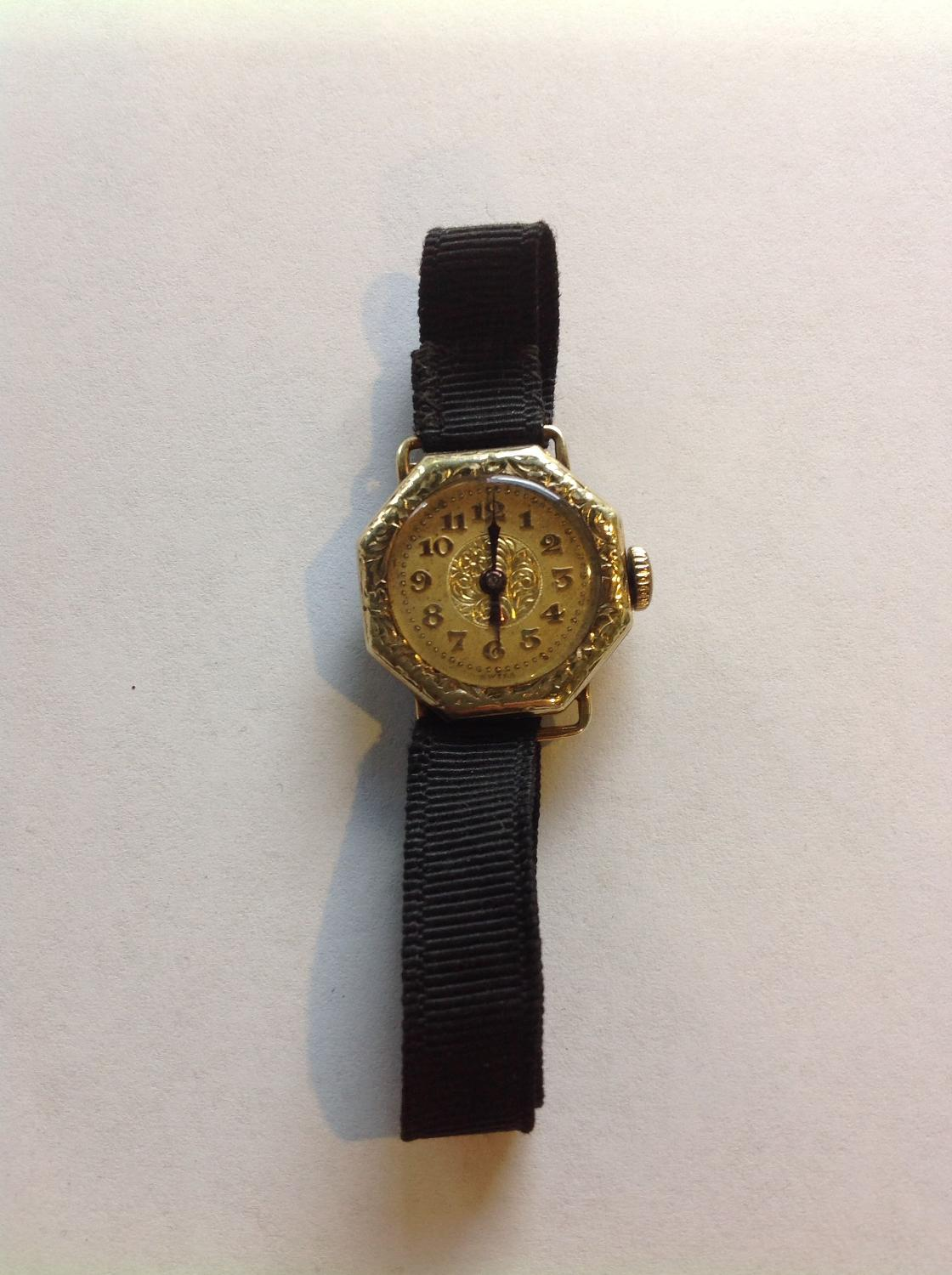 Find More Antique 14k Gold Wadsworth Watch For Sale At Up To 90 Off