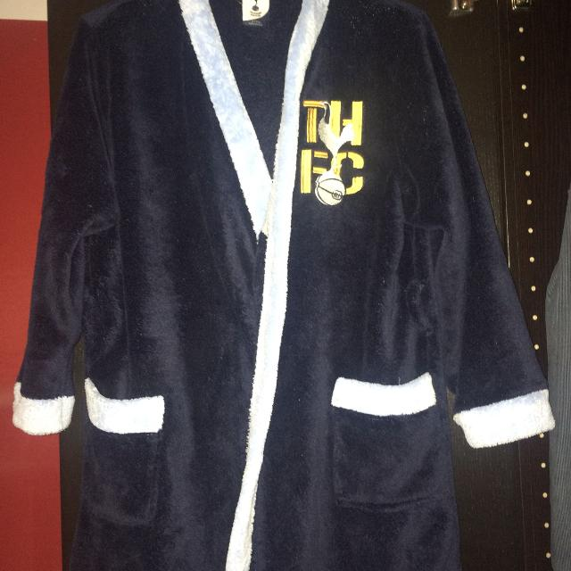 Find more Tottenham Hotspur Dressing Gown for sale at up to 90% off