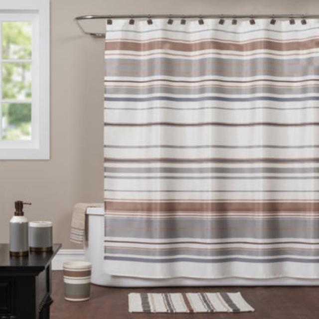 NEW Quick Dry Saturday Knight Shower Curtain Or Wall Display Can Be Used As A