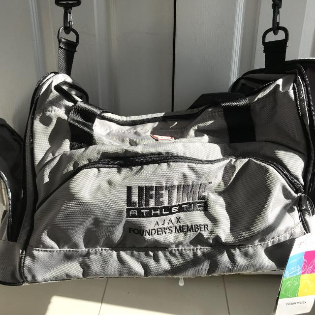 Find more Lifetime Fitness Gym Bag for sale at up to 90% off 95329a2f4b182