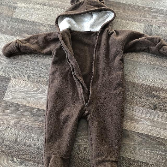 cf8c22bac Find more Baby Fleece Winter Bunting Bear Suit 6-12 Months for sale ...