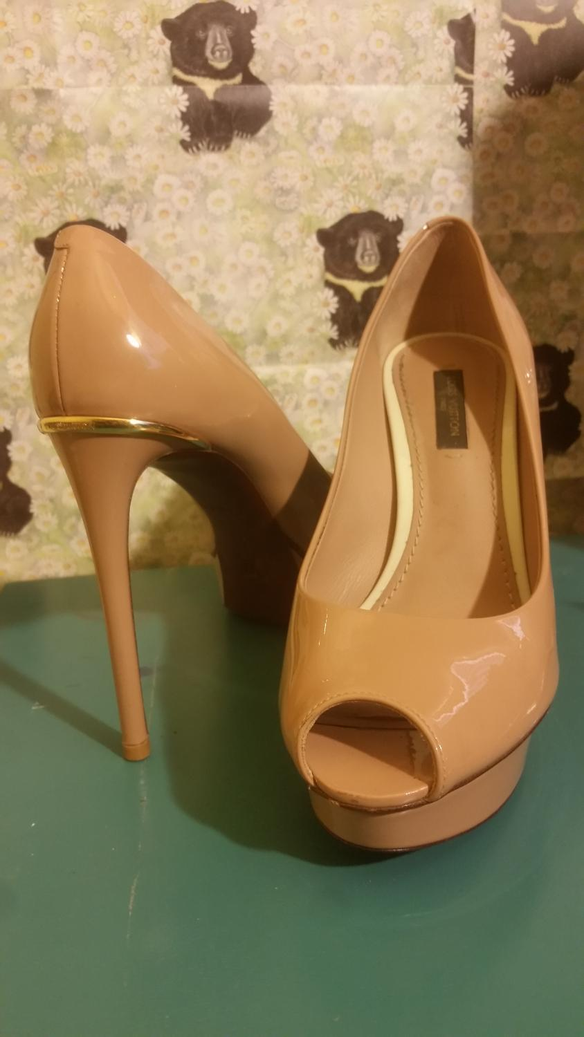 cddc3a0c3a6f Best Louis Vuitton Heels Size 36 for sale in Hacienda Heights ...