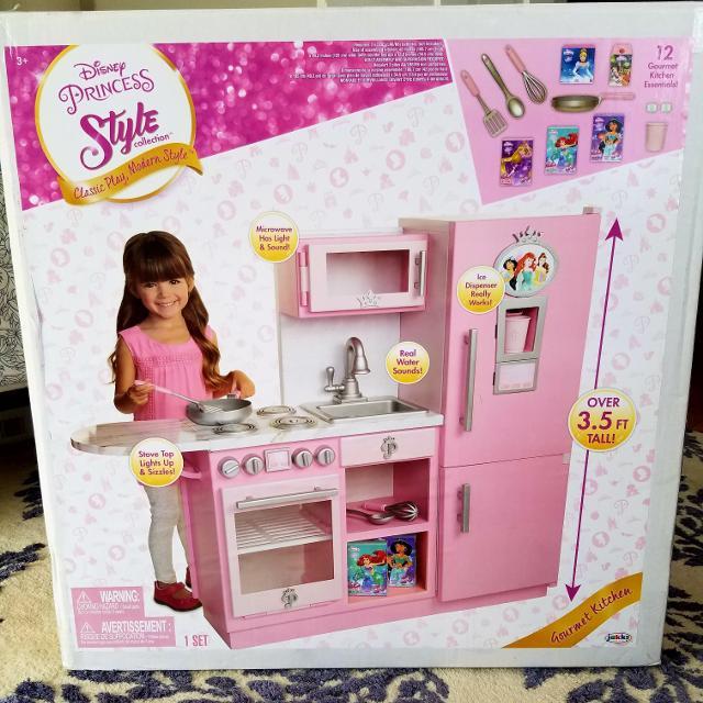 Disney Princess Kitchen Set