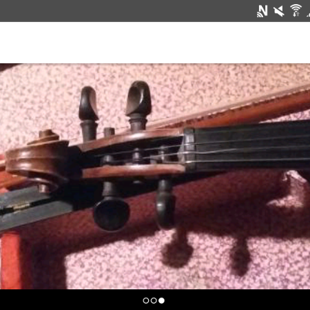 200 year old violin for sale  Canada