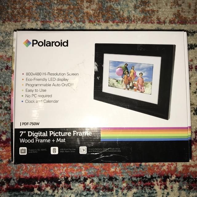 Best Polaroid Digital Picture Frame For Sale In Lagrange Georgia