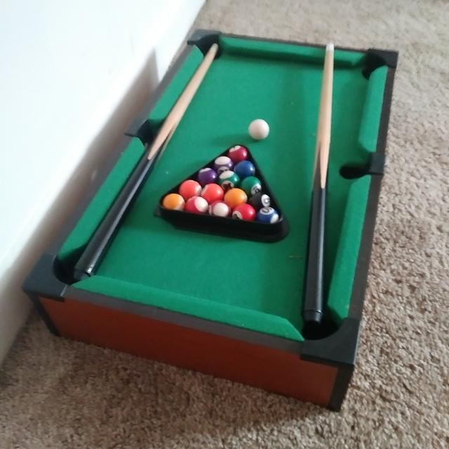 Find More Mini Pool Table For Sale At Up To Off - Where to buy mini pool table