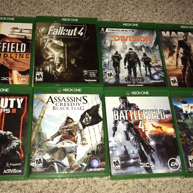 18cbaea63 Best Xbox One Games Different Prices for sale in Katy