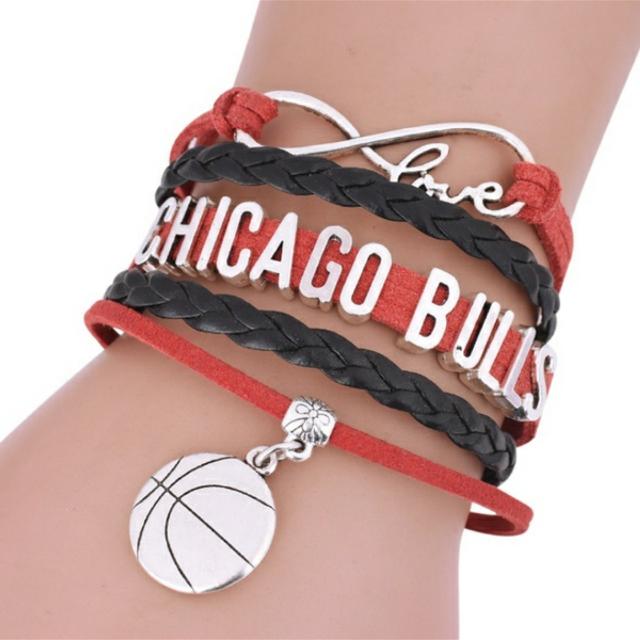 Chicago Bulls Bracelet