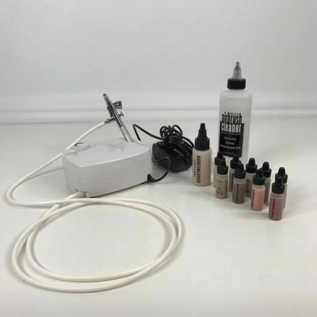 Best Aeroblend Airbrush Makeup Kit For Sale In Round Rock Texas For