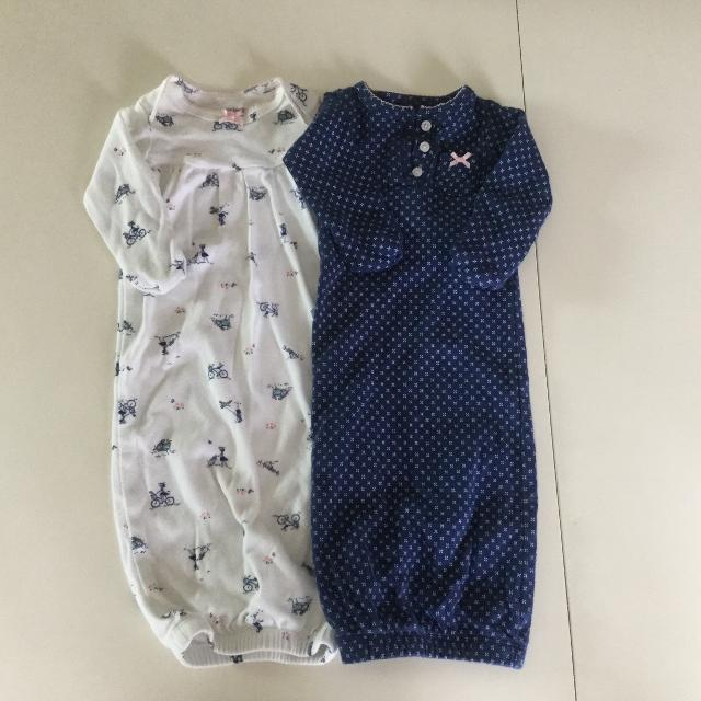 Best 2 Newborn Sleeper Gowns for sale in Murfreesboro, Tennessee for ...