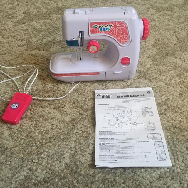Find More Discovery Kids Chainstitch Sewing Machine For Sale At Up Impressive Discovery Kids Sewing Machine
