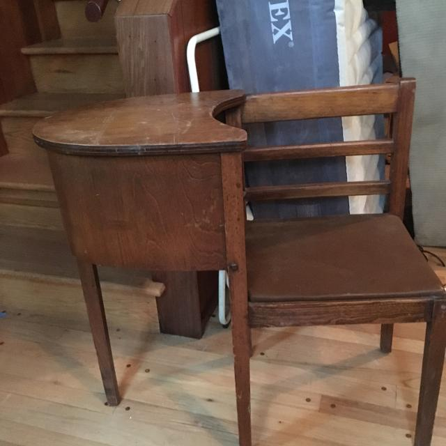 Antique Telephone Chair - Best Antique Telephone Chair For Sale In Champaign, Illinois For 2018