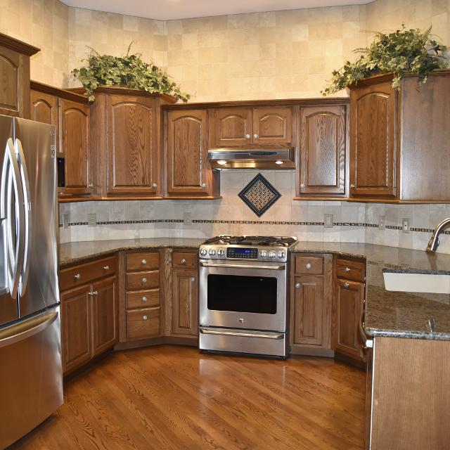Best Kitchen Cabinets Granite Tops Gas Range Dishwasher Sink Disposal For In Garden City Kansas 2019