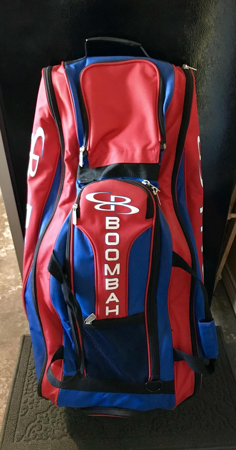 Boombah Catchers Gear Rolling Bag Beast Bag