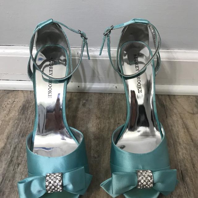 Find more audrey brooke tiffany blue heels for sale at up to 90 off audrey brooke tiffany blue heels junglespirit Image collections