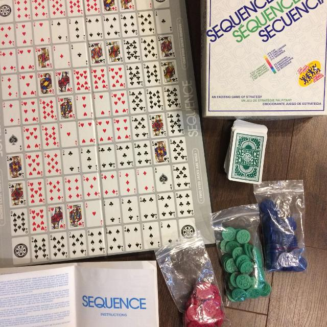 Find More Sequence Game For Sale At Up To 90 Off