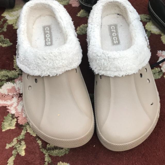 """532be62146da Find more Cute And Comfortable """"winter"""" Genuine Crocs! for sale at ..."""