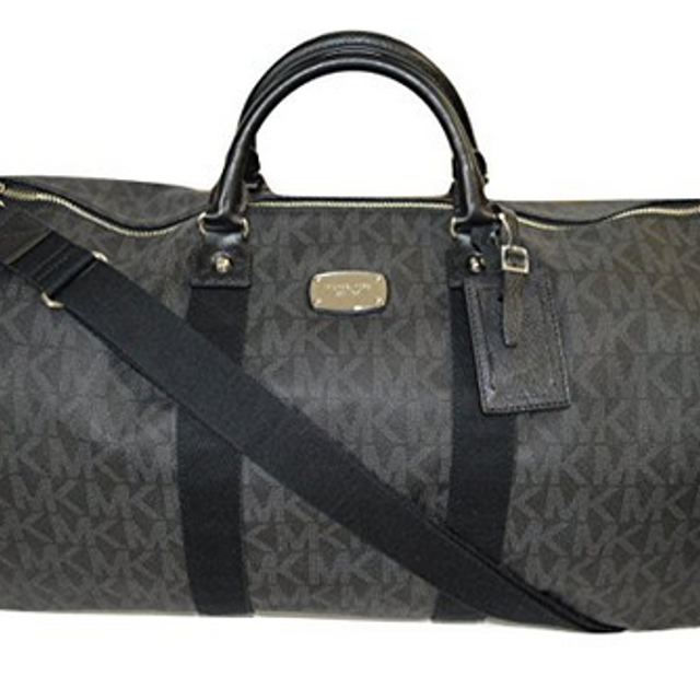 04bf90e284d2fd Best Michael Kors Black Jet Set Duffle Bag for sale in Brazoria County,  Texas for 2019