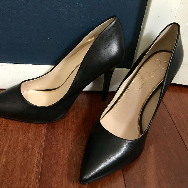 5b5df6461 Best Jessica Simpson Calexico Black Pumps - Size 12 for sale in Peoria,  Illinois for 2019