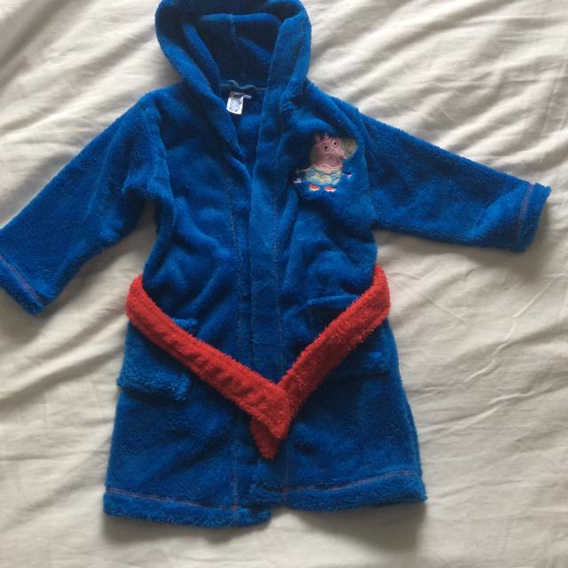 Best George From Peppa Pig Dressing Gown for sale in Salisbury for 2018