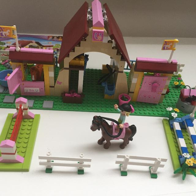 Find More Lego Friends Heartlake Stables Retired Set For Sale At