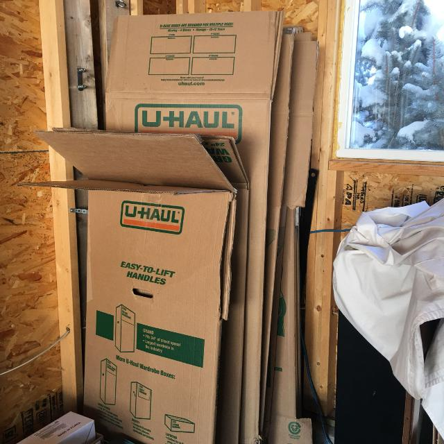 Wardrobe Boxes Uhaul: Find More Uhaul Grand Garment Boxes For Sale At Up To 90% Off