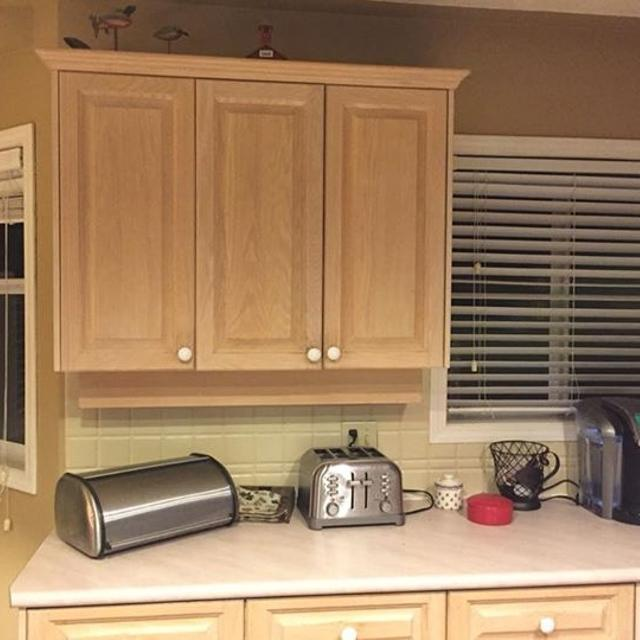 Renovation Sale Gently Used Kitchen Cabinets Price Reduced