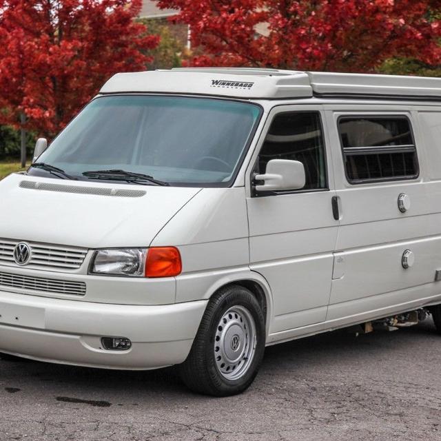 Vw Eurovan Camper >> Best 2002 Volkswagen Eurovan Winnebago Camper For Sale In South