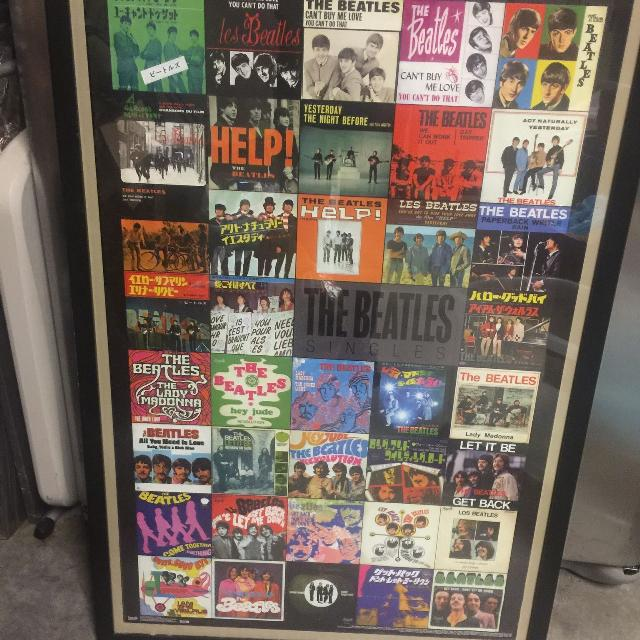 Find more The Beatles Framed Poster for sale at up to 90% off
