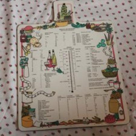melamine cutting board with the..., used for sale  Canada