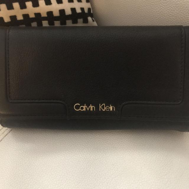 Find more Brand New Calvin Klein Leather Wallet Retail  90+ for sale ... 5d115d47600b6
