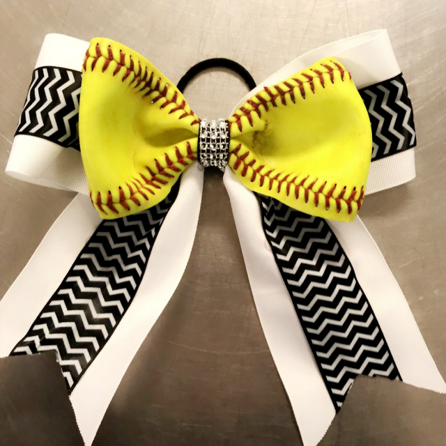 Best Softball Hair Bows for sale in Hendersonville d75e64190d6