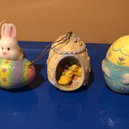 3 Easter decorations for sale  Canada