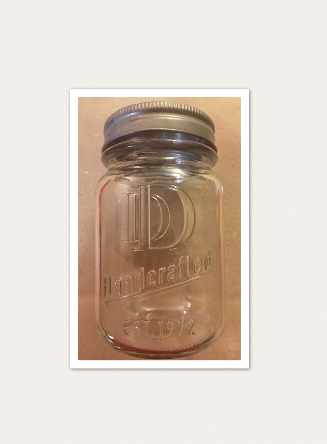 Best New 16 Oz Jars Each With Solid Galvanized Lids For