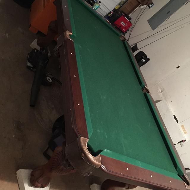 Find More Selling My Sport Craft Pool Table With Pool Sticks And - Sell my pool table