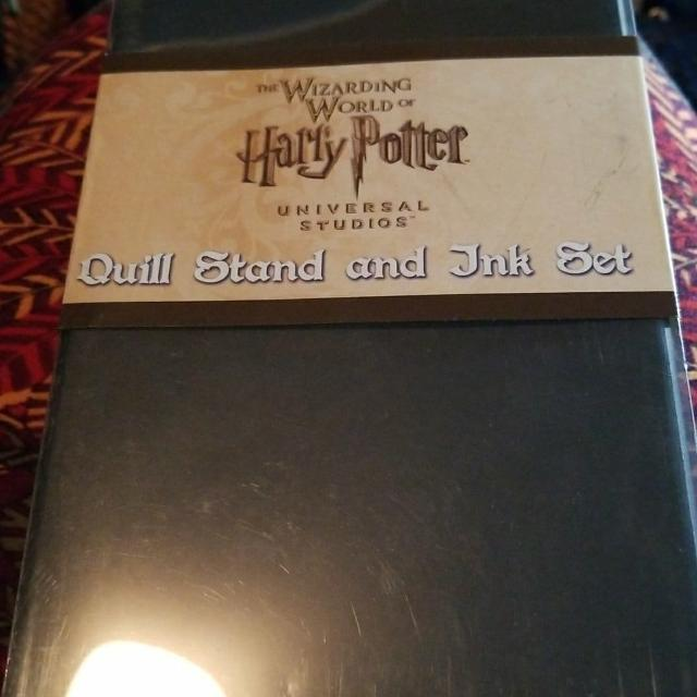 Find more Harry Potter Quill, Stand, And Ink Set for sale ...Harry Potter Quill And Ink Set