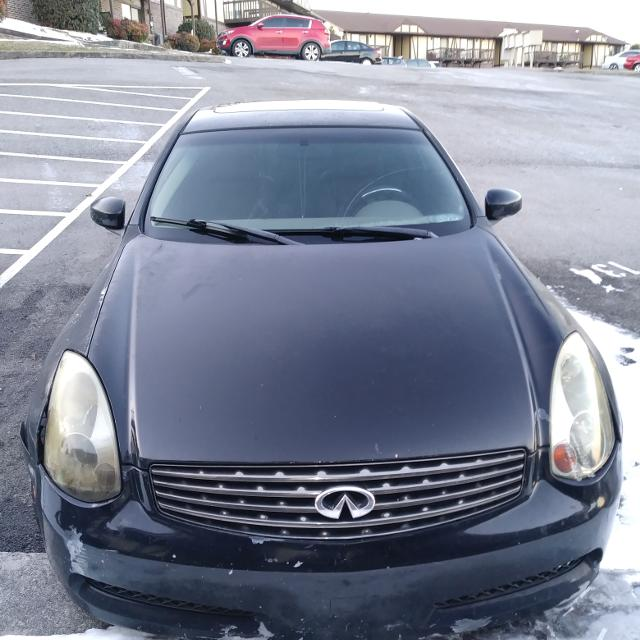 Best 2003 Infiniti G35 Coupe Auto Slap Shift 197k Runs Great For In Oak Ridge Tennessee 2019