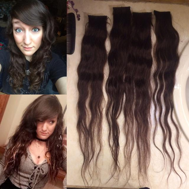 Best Real Human Hair Extensions Clip In Brown For Sale In Hillsboro