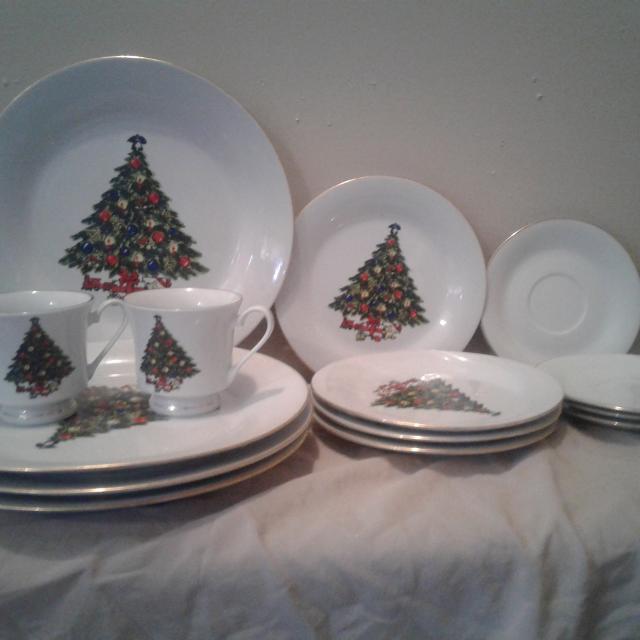 Best Christmas Tableware For Sale In Pine Bluff Arkansas For 2019