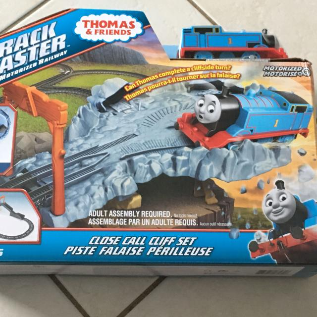 Find more Thomas & Friends Track Master Motorized Railway Close ...