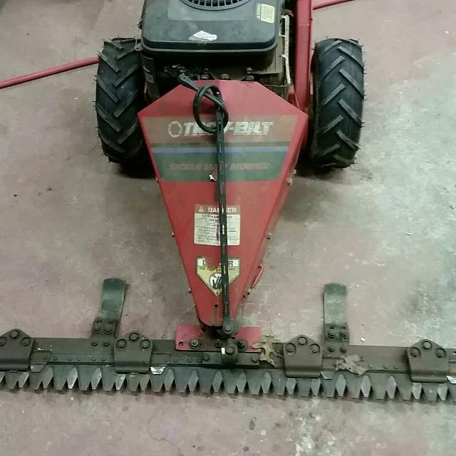 Find More Troy Bilt Sickle Bar Mower For Sale At Up To 90 Off
