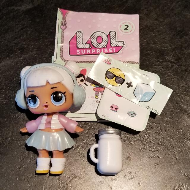 Find More Lol Doll Series 2 Snow Angel For Sale At Up To 90 Off