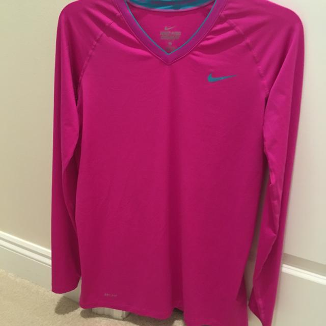 Best    Reduced    Women s Large Nike Pro Combat Dri Fit Shirt for sale in  Mobile 93df9327cd