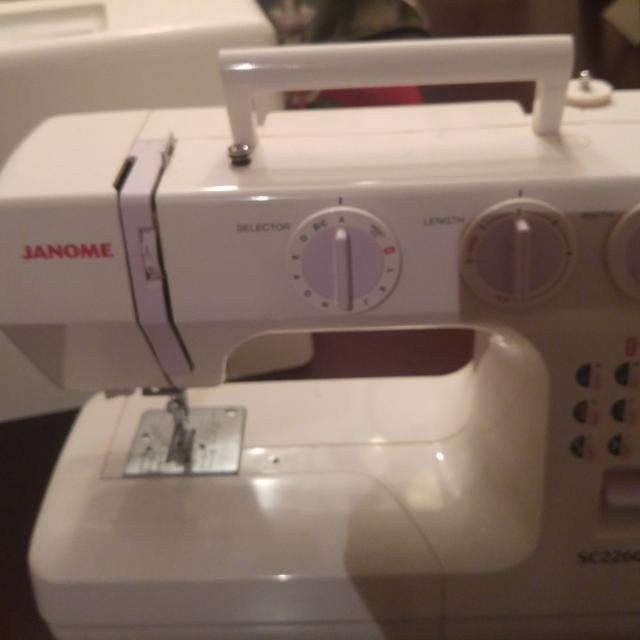 Find More Janome Sewing Machine Model Sc40lx For Sale At Up To 40% Off Beauteous Janome Sewing Machine Sale