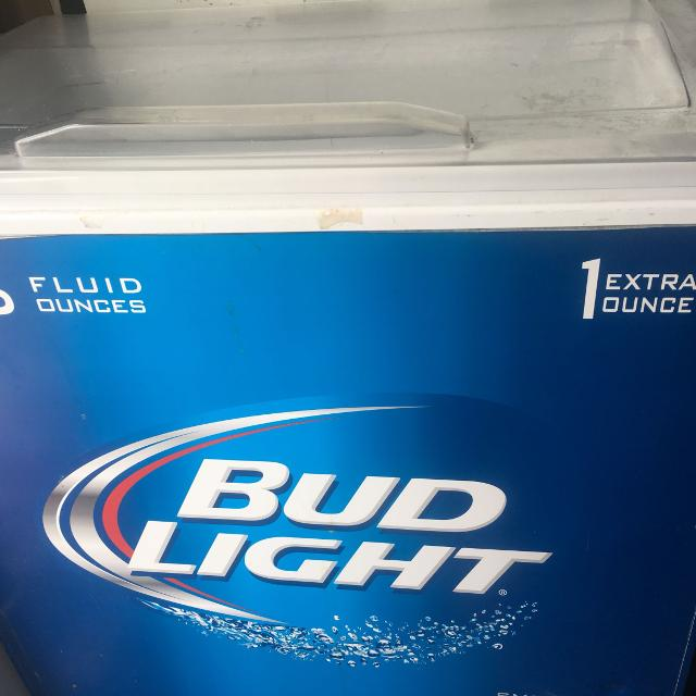Best Full Size Bud Light Electric Cooler For Sale In
