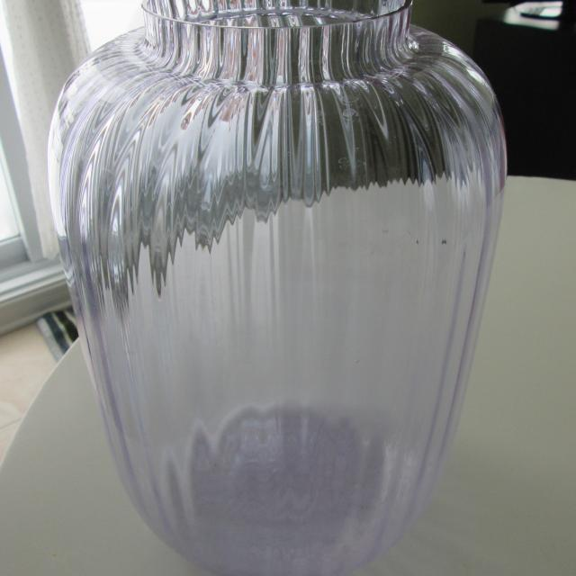 Best Large Colored Glass Vase For Sale In Dollard Des Ormeaux