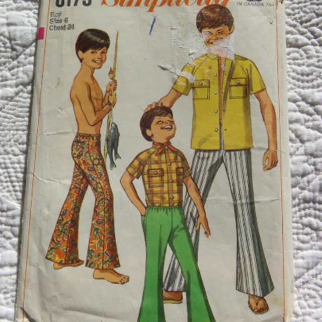 Best Retro 1969 Simplicity Sewing Pattern 8173 for sale in ...
