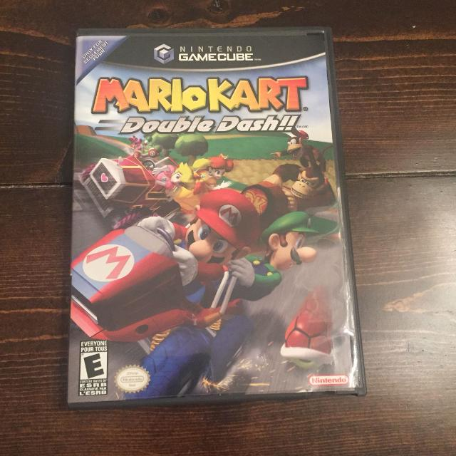 Find More Mario Kart Double Dash Gamecube For Sale At Up To 90 Off
