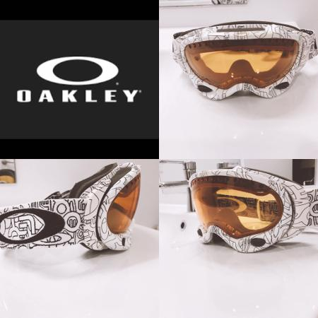 Oakley Crow Bar Snow Goggles for sale  Canada